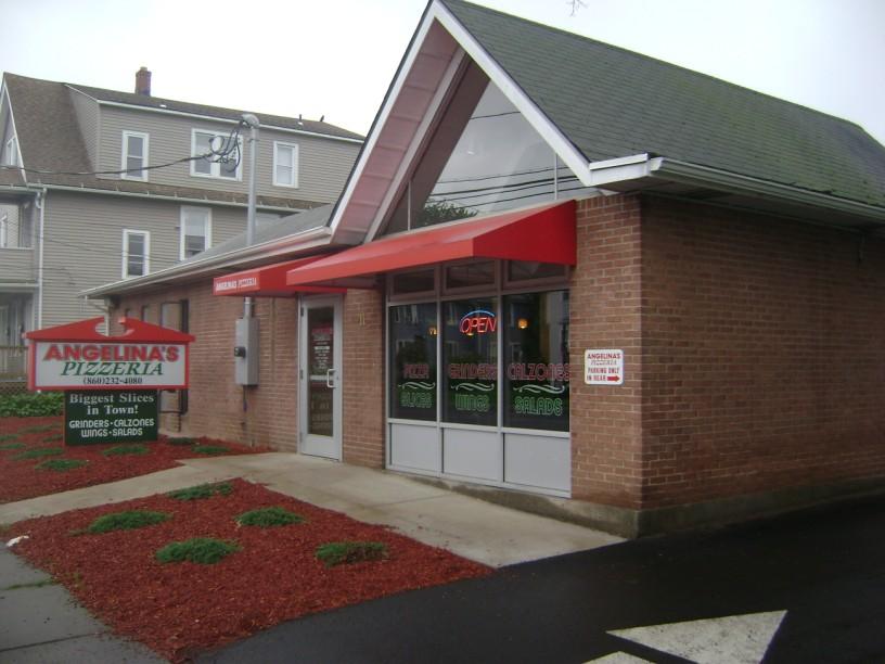 Pizza Restaurants In West Hartford Ct